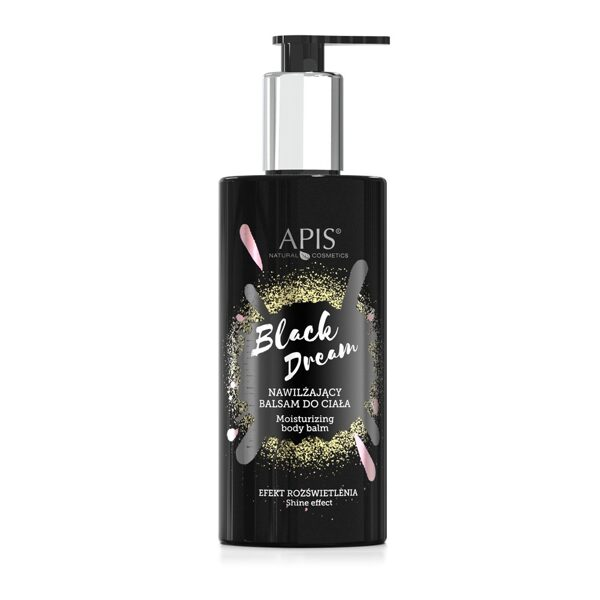 """Black Dream"" drėkinamasis kūno losjonas 300ml"